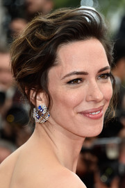 Rebecca Hall wore a messy-chic cut at the Cannes premiere of 'The BFG.'