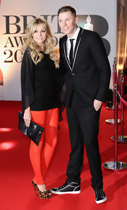 Professor Green managed to make a black suit look quirky during the 2011 Brit Awards.
