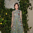 Look of the Day, October 15: Alexa Chung's Whimsical Floral