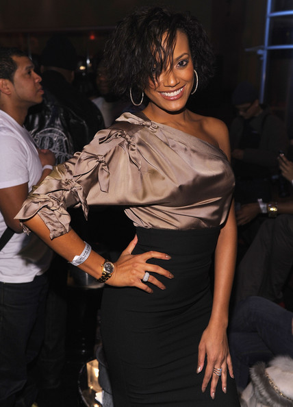 More Pics of Selita Ebanks Messy Cut (1 of 2) - Selita Ebanks Lookbook - StyleBistro