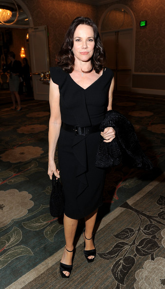 Barbara Hershey Little Black Dress