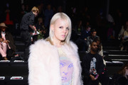 Becka Diamond Fur Coat