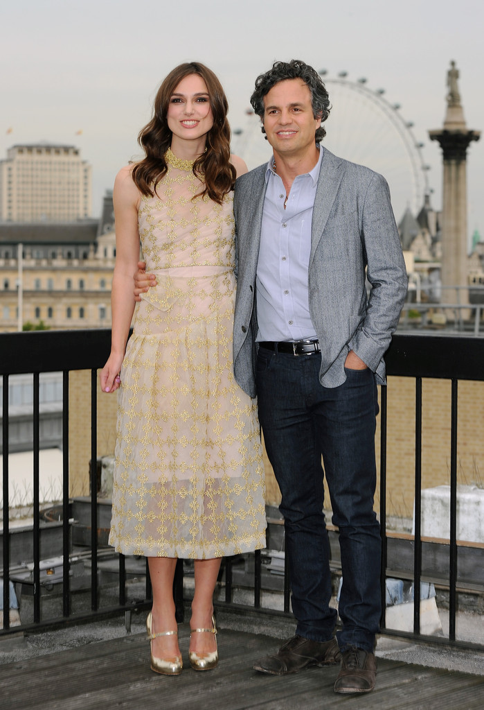 'Begin Again' Photo Call in London