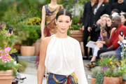 Bella Hadid Loose Blouse