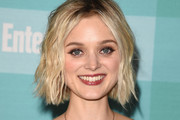 Bella Heathcote Short Wavy Cut