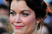 Bellamy Young Bobby Pinned updo