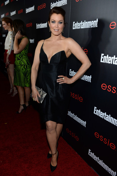 Bellamy Young One Shoulder Dress Bellamy Young Looks