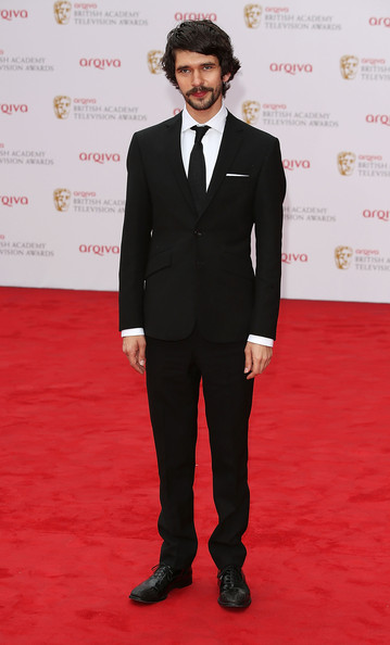 Ben Whishaw Clothes