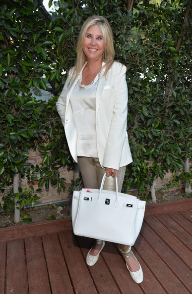More Pics of Irena Medavoy Leather Tote (1 of 4) - Irena Medavoy Lookbook - StyleBistro