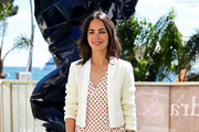 Berenice Bejo Leather Sneakers