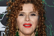 Bernadette Peters Curly Updo