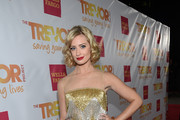 Beth Behrs Beaded Dress