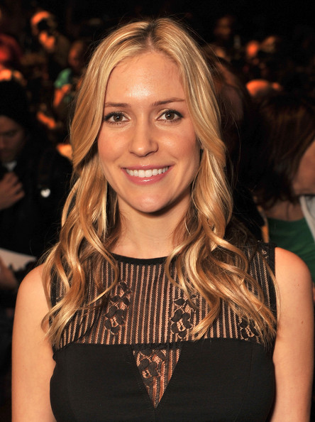 More Pics of Kristin Cavallari Long Curls (1 of 4) - Kristin Cavallari Lookbook - StyleBistro