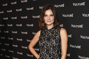 Betsy Brandt Over the Knee Boots