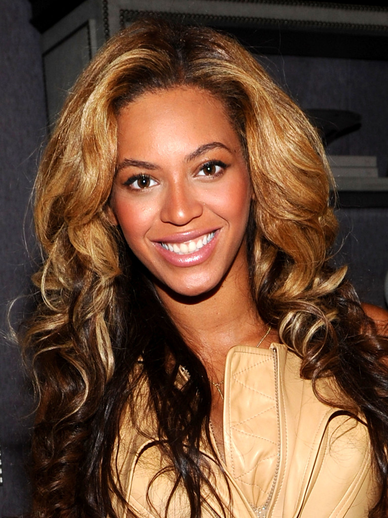 beyonce updo hairstyles : Beyonce Knowles Long Curls - Long Hairstyles Lookbook - StyleBistro