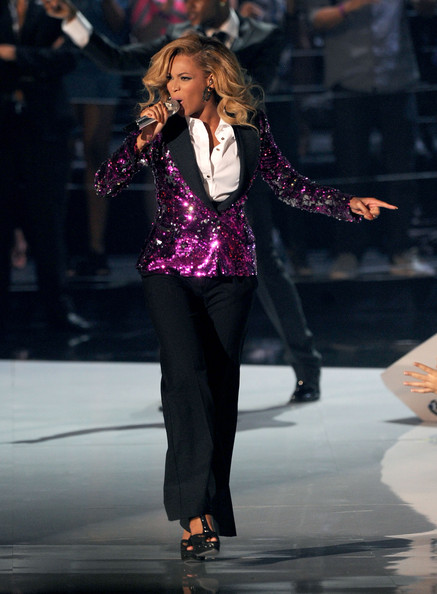 Beyonce Knowles Clothes