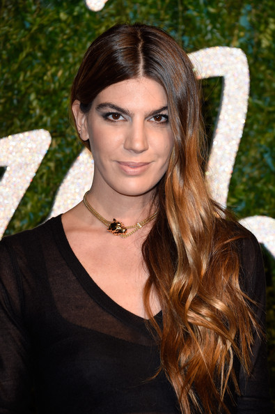Bianca Brandolini D'Adda Side Sweep
