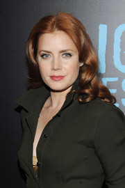 Amy Adams looked oh-so-sweet with her perfectly sculpted curls at the 'Big Eyes' premiere.