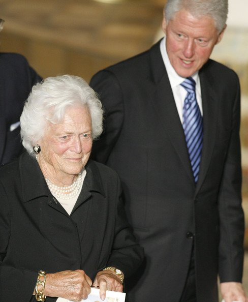 Funeral Held For Former First Lady Betty Ford
