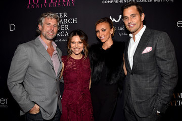 Bill Rancic Giuliana Rancic Elyse Walker Presents The 10th Anniversary Pink Party Hosted By Jennifer Garner And Rachel Zoe - Red Carpet