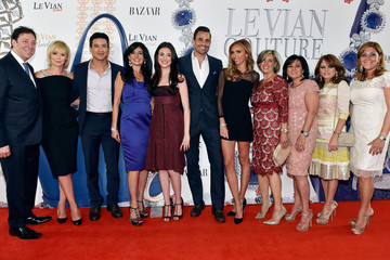 Bill Rancic Giuliana Rancic Le Vian 2016 Red Carpet Revue