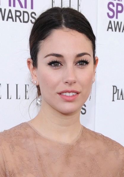 Blanca Suarez False Eyelashes