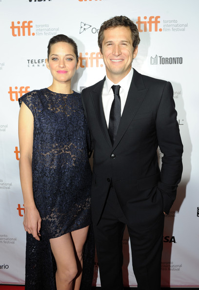 More Pics of Marion Cotillard Chignon (1 of 17) - Marion Cotillard Lookbook - StyleBistro