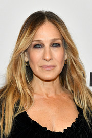 Sarah Jessica Parker went for a subtly wavy, center-parted 'do at the Tribeca Film Festival screening of 'Blue Night.'