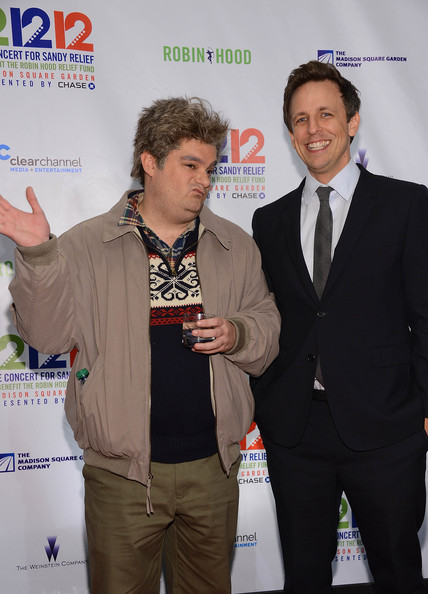 12-12-12 Concert Benefiting The Robin Hood Relief Fund To Aid The victims Of Hurricane  - Press Room