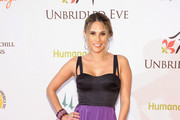 Bonnie-Jill Laflin Fishtail Dress