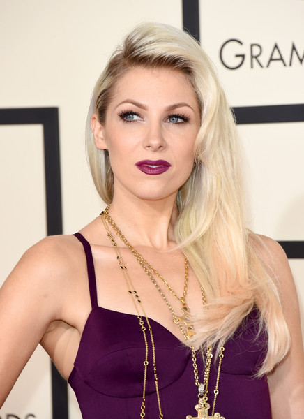 Bonnie McKee Long Side Part