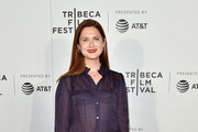 Bonnie Wright Pointy Flats