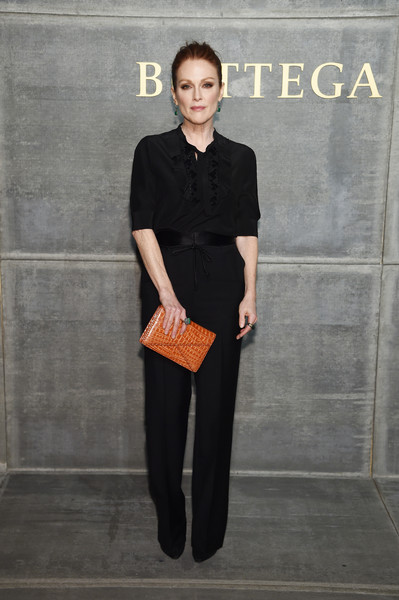 Julianne Moore at Bottega Veneta
