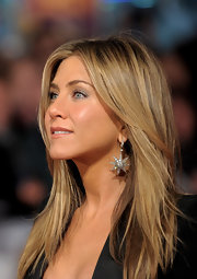 Jennifer looks stunning in these 19th Century diamond star earrings.