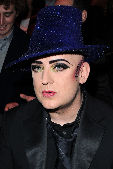 Boy George Fedora Boy George Dress Hats Looks Stylebistro