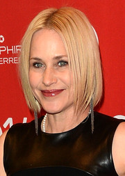 Patricia Arquette sported a choppy, center-parted bob at the Sundance premiere of 'Boyhood.'
