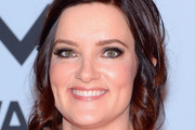 Brandy Clark Bobby Pinned updo