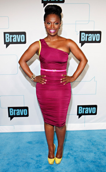 More Pics of Kandi Burruss  Platform Pumps (1 of 7) - Kandi Burruss  Lookbook - StyleBistro