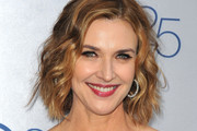 Brenda Strong Short Wavy Cut