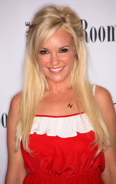 Bridget Marquardt Sterling Pendant [hair,blond,hairstyle,long hair,clothing,beauty,layered hair,brown hair,lip,model,hollywood,california,w hollywood hotel,grand opening party for delphine restaurant at the w - arrivals,party,opening,bridget marquardt,delphine restaurant]