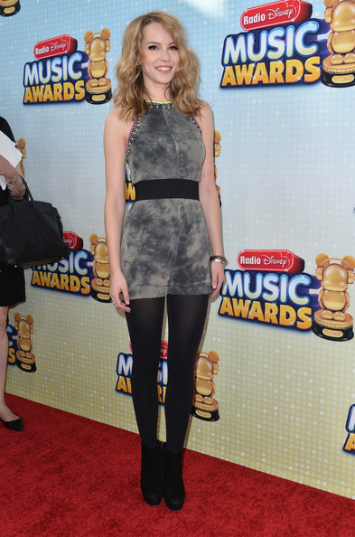 Bridgit Mendler Clothes