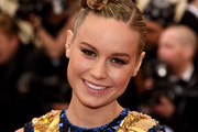 Brie Larson Hair Knots