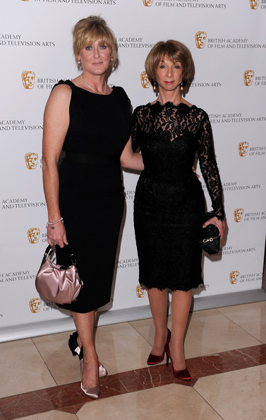 More Pics of Sarah Lancashire Loose Bun (5 of 7) - Sarah Lancashire Lookbook - StyleBistro