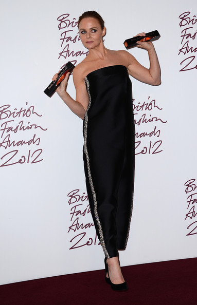 Stella McCartney at the 2012 British Fashion Awards