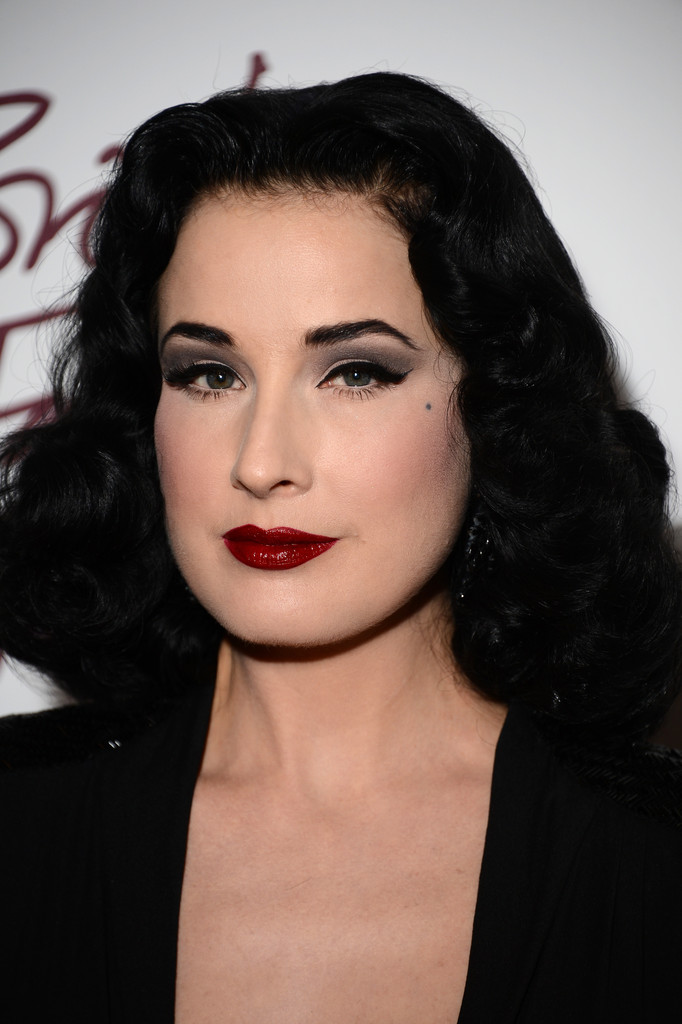 9fb01d7f2cbd More Pics of Dita Von Teese Evening Dress (1 of 7) - Dita Von Teese ...