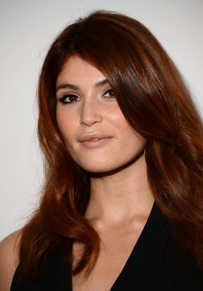 More Pics of Gemma Arterton Pantsuit (1 of 6) - Gemma Arterton Lookbook - StyleBistro
