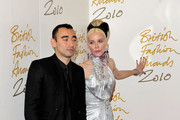 Nicola Formichetti and Daphne Guinness Photo
