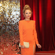Jessica Forrest at the 2013 British Soap Awards