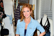 Brittany Snow Dress Shorts