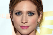 Brittany Snow Pink Lipstick